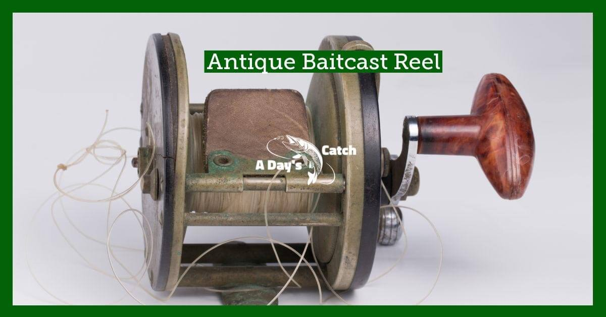 antique baitcasting reel