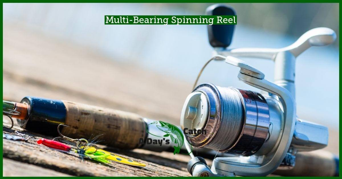 multi-bearing spinning reel