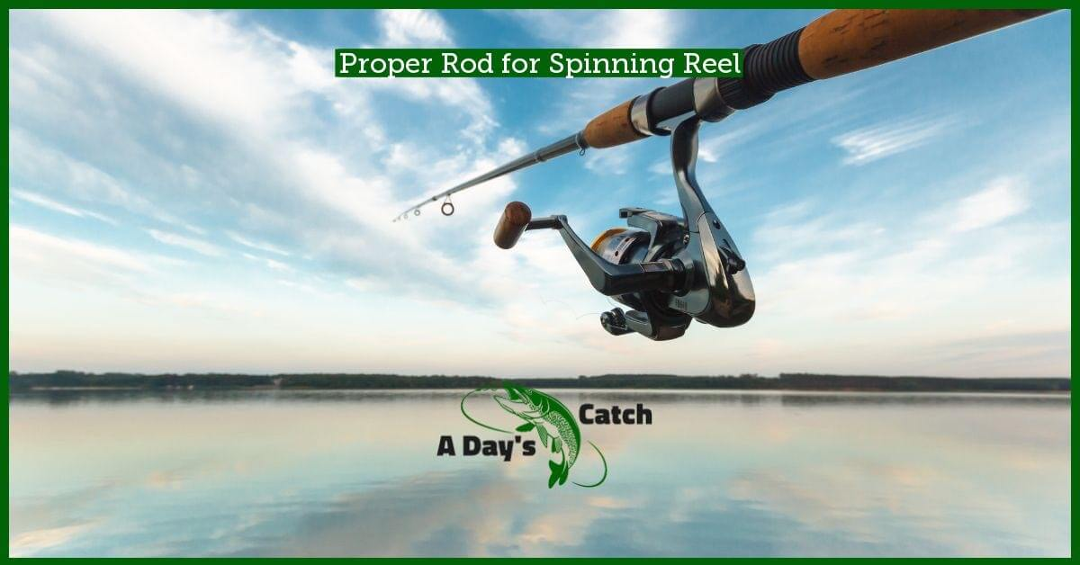 spinning rod reel combo