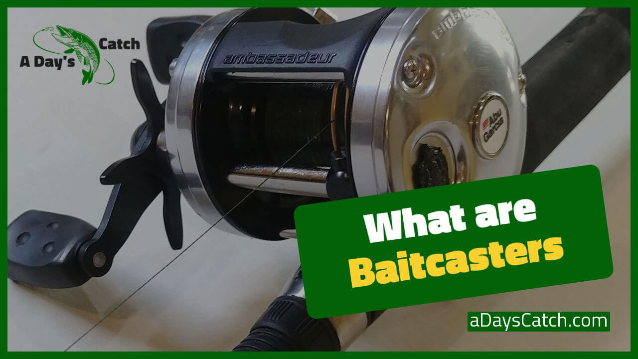 what are baitcasting reels