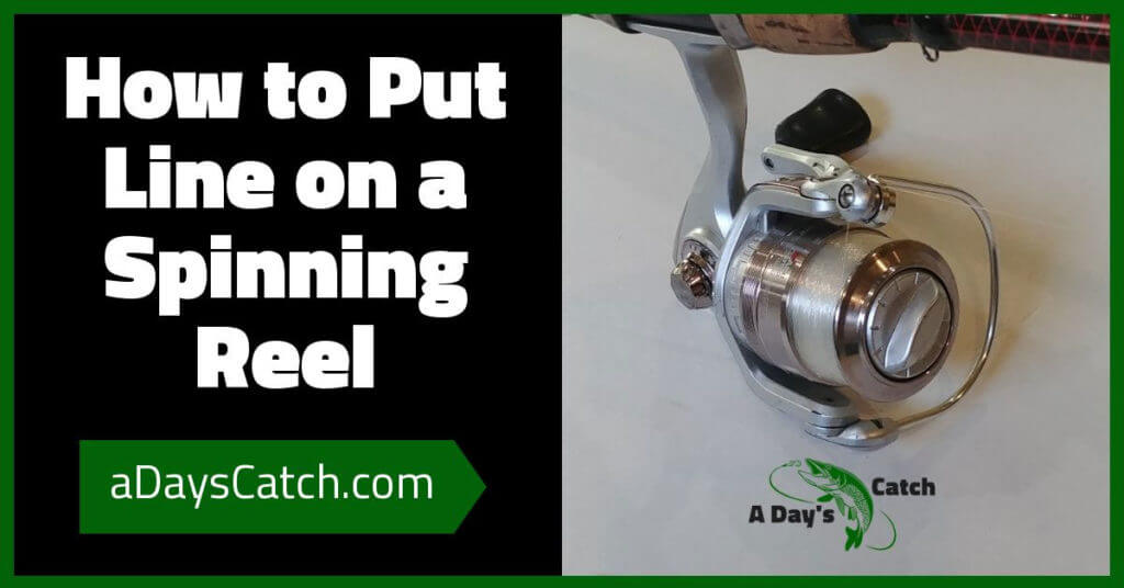 how to restring a spinning reel