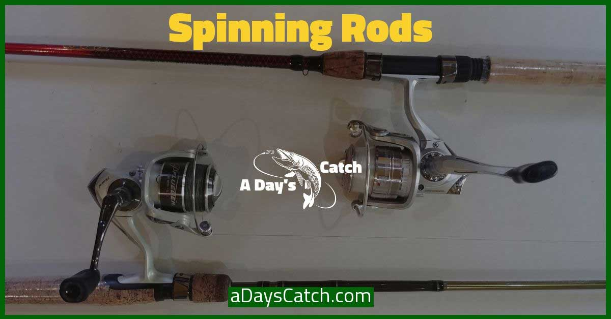 spinning fishing rods