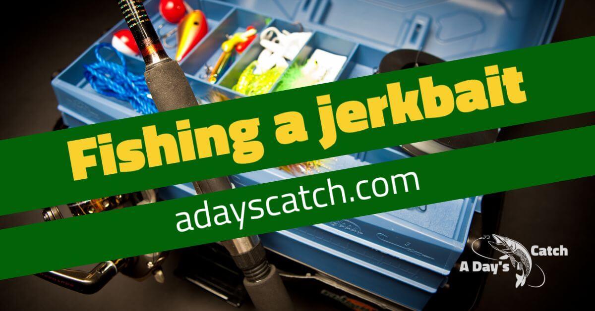Fishing a jerkbait