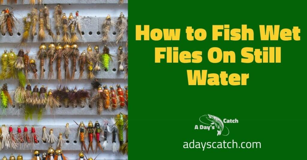 How to Fish Wet Flies On Still Water